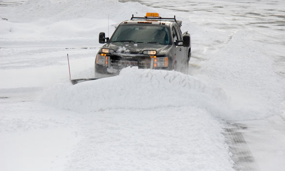 Snow Removal Bellingham WA